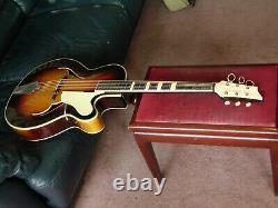 Vintage Framus Archtop Jazzgitarre''Guter Zustand Made in Germany
