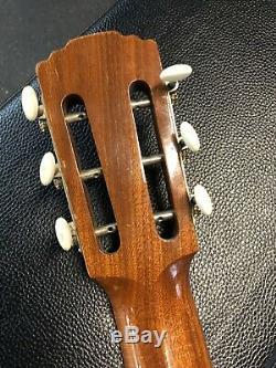 Vintage Goya G10 Classical Guitar Made In Sweden