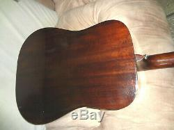 Vintage IBANEZ V300 Acoustic Guitar Made In Japan 1982 MIJ