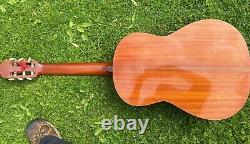 Vintage Mervi Classical Flamenco/Spanish acoustic Guitar Made in Spain 1970s