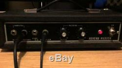 Vintage Reverb Master genuine spring reverb Guitar effect pedal Made in Japan