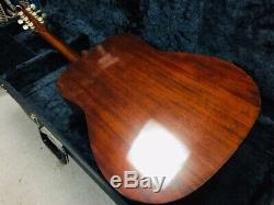 Vintage YAMAHA FG-200 Acoustic Guitar NIPPON GAKKI Made In Japan used