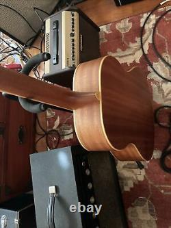 Washburn Made in USA RSD-135 Acoustic Guitar withOHSC. Only 135 Made. COA included