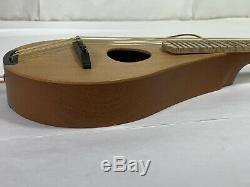 Weber Sweet Pea Hand Crafted 8 String Travel Mandolin Made in Montana USA