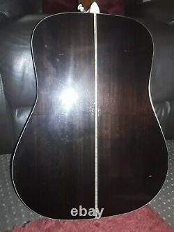 YAMAKI /joodee rare acoustic guitar made in japan