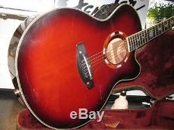 Yamaha Compass Cpx15w Made In Japan Top Notch