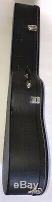 Yamaha FG-201 Acoustic Guitar Made In Japan with Hard Case Brian McKnight SIGNED