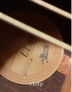 Yamaha LL36 Acoustic Guitar Made in Japan