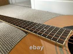Yamaha LL-5D Acoustic Guitar Made in Taiwan 1989