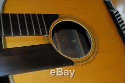 1920-1930 Sears Roebuck Harmony Fabrique Une Harpe Acoustique À Double Manche Supertone