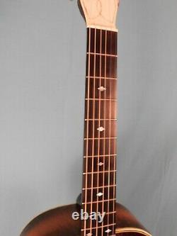 1933 Kay Kraft Made Oahu Model 68b Jumbo Acoustic Guitar. 12 Cou Frette