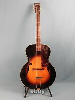 1937 Gibson Made Capital Archtop Guitare