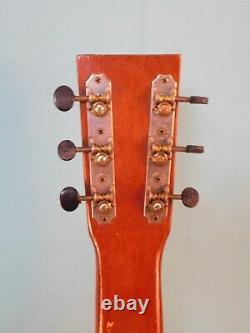 1937 Gibson Made Mastertone Special Hawaiian Guitar Project