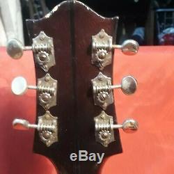 1950 Levin 22 Semi-acoustique Guitare Made En Suède De Nice Jazz Player Classique