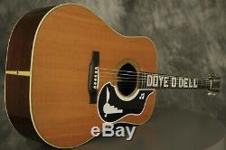 1951 Martin D-28 One-of-a-kind Fait Sur Mesure Pour Doye O'dell Musicien Occidental