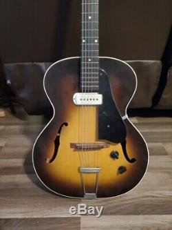 1955 Guild X50 Guitar USA Made New York,