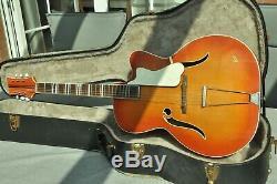 1960 Juwel Vintage Archtop / Made In Germany / Guitare Gitarre