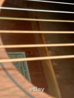 1963 Caballero Epiphone Ft30 USA Gibson Kalamazoo Made Usine Guitare Acoustique