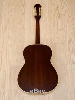 1965 Ft-45 Epiphone Cortez Vintage X Renforcé Guitare Acoustique Gibson-made, B-25
