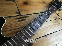 1970 Framus Atlantic Semi Acoustic 335 Guitare Électrique Made In Germany