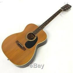 1970 Vintage Aria F-120 Guitare Acoustique Fabriqué Au Japon (hj)
