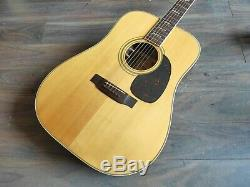 1970 Yasuma W-400 Acoustic Guitare (made In Japan)