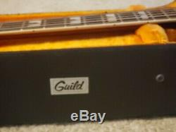 1972 F Magnifique Guild-50r, Rosewood B & S, Made In Usa, Vgdcond. Ohsc