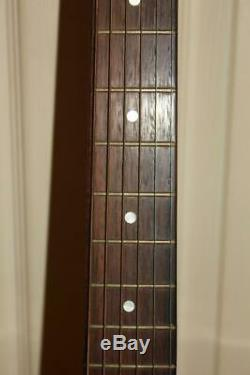 1975 Gibson J-50 Guitare Acoustique Deluxe Natural Made USA Les Paul Signé! ^