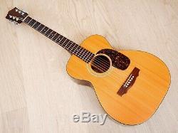 1976 Guild F20-nt Troubadour Vintage Guitare Acoustique Avec Étui, USA Made Westerly