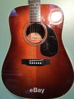 1979 Alvarez Dy-57s Guitare Acoustique Par Kazuo Yairi Made In Japan Avec Ohsc