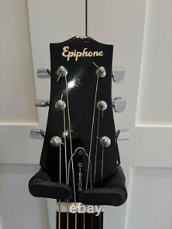 1989 Pr-300 Epiphone Guitare Acoustique Made In Corée