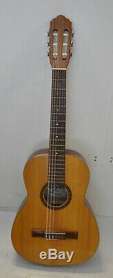 1993 Giannini 1900 Estudo Cordes Nylon Classique Guitare Acoustique Made In Brazil