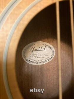 1997/98 Guild D4 True American Made In USA With Case