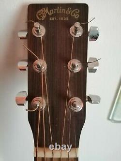2004 Haut D'épicéa Américain Martin & Co Guitare Accoustique Dx1r Dreadnought