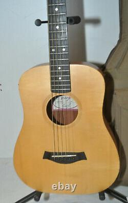 2008 Baby Taylor 305 Acoustic Guitar Made In USA Avec Sac