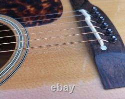 2008 Takamine Tradesman Series Tf340s Bg Guitare Acoustique Électro Made In Japan