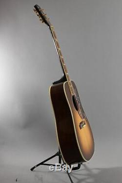 2009 Gibson Hummingbird Madagascar Honeyburst Seulement 20 Made