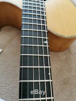 2014 Andy Manson Custom Bluebird Guitare Acoustique Faite Pour Muse Bellamy Matt