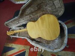90's Lowden F24 Guitare Électrique / Acoustique À La Main Fabriqué En Irlande