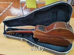 Acoustique Électrique Yamaha Cpx-15a Guitare Semi Acoustique Fabriqué Au Japon