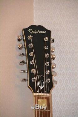 Alte Gitarre Epiphone Fabriqué Au Japon