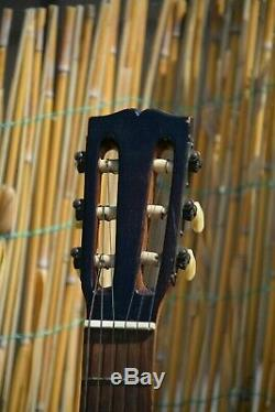Alte Gitarre Fait Main Guitare Konzertgitarre
