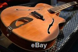 Alte Gitarre Framus Jazzgitarre Made In Germany Guitar Selten