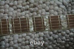 Alte Gitarre Guitar Gitarre Schlaggitarre Archtop Fabriqué En Allemagne