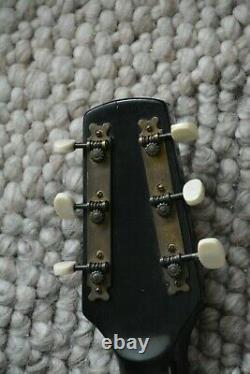 Alte Gitarre Guitar Jazz Made En Allemagne