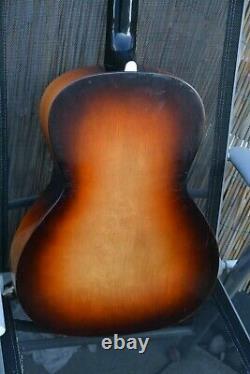 Alte Gitarre Guitar Made In Germany
