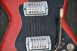 Alte Gitarre Guitare E Gitarre Made In Germany
