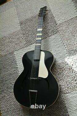 Alte Gitarre Guitare Framus Jazz Made In Germany