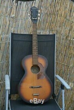 Alte Gitarre Guitare Framus Jazz Schlaggitarre Made In Germany