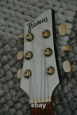 Alte Gitarre Guitare Framus Schlaggitarre Archtop Made In Germany